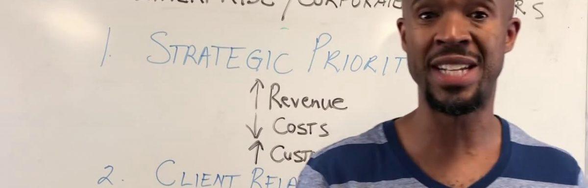 3 Characteristics of Corporate Customers