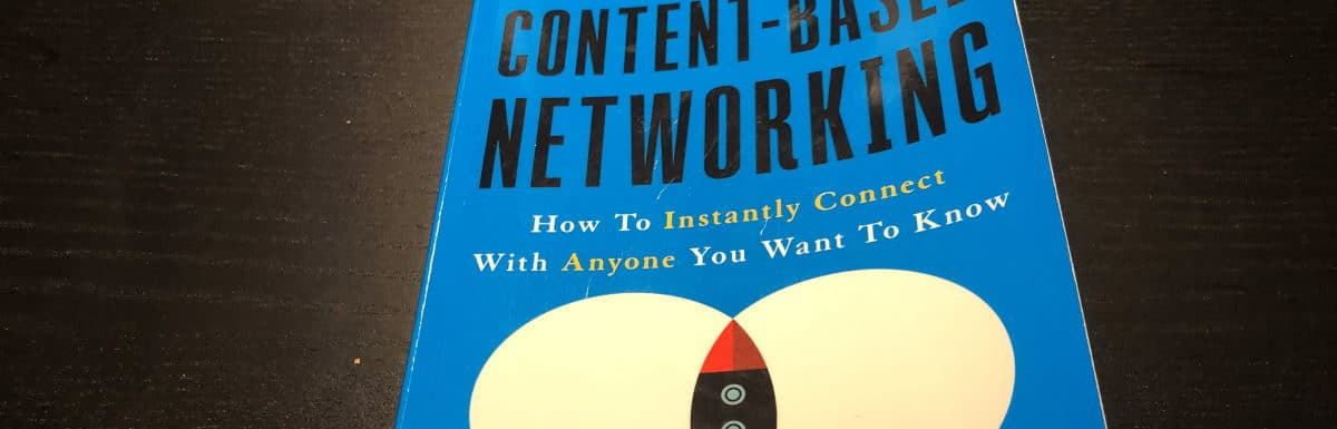 LIG Book Review: Content-Based Networking by James Carbary