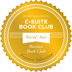 C Suite Book Club Selection logo